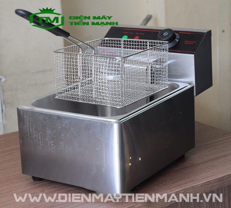 bếp chiên nhúng đơn dùng điện zl-81