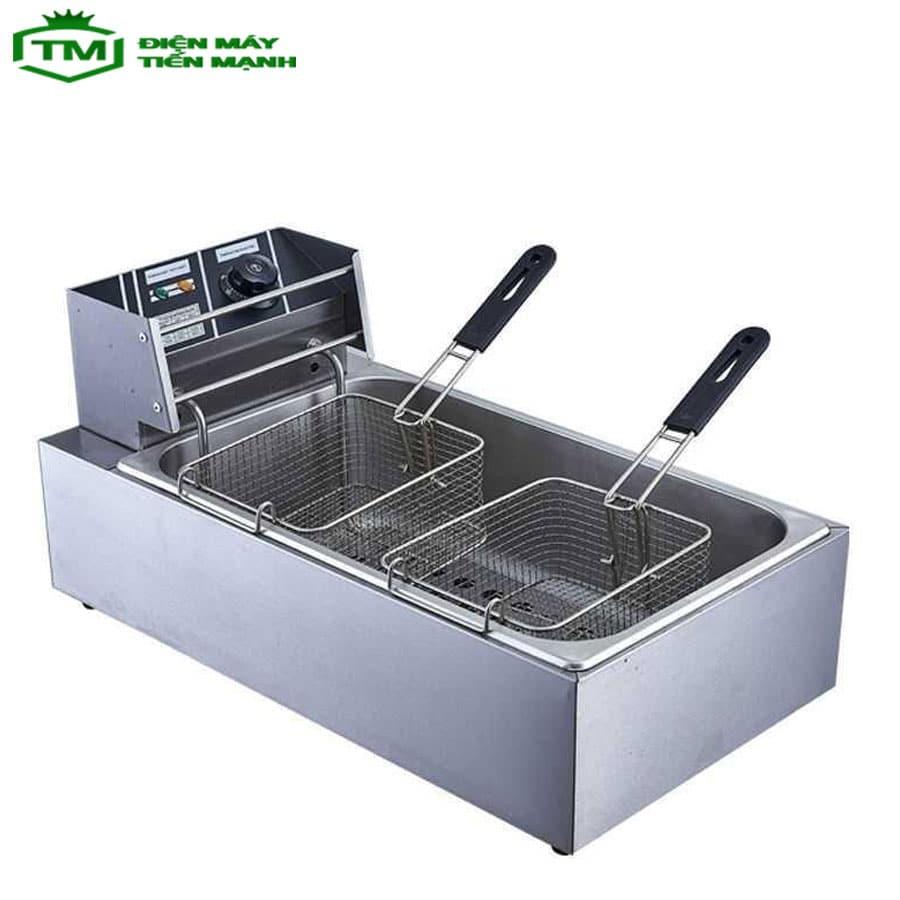 Bếp chiên nhúng điện 12L nhập khẩu