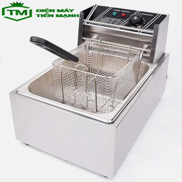 bếp chiên nhúng điện 6L