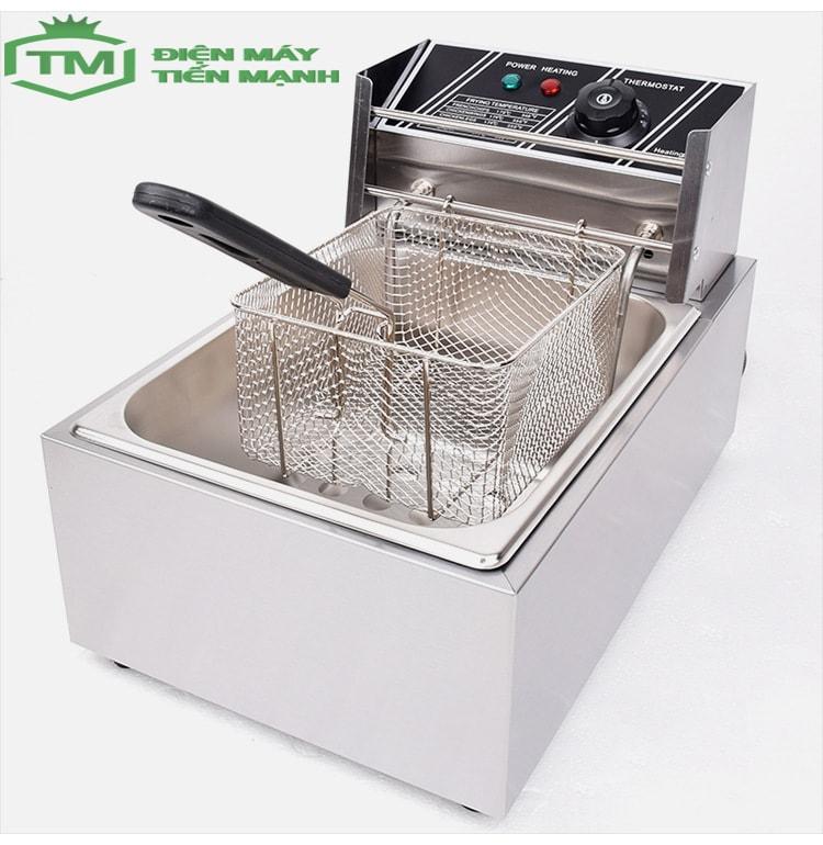 Bếp chiên nhúng điện đơn ZL-81