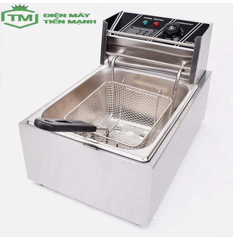 bếp chiên nhúng đơn dùng điện hà nội