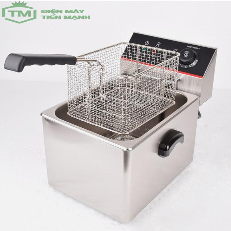 bếp chiên nhúng điện đơn VN-6L