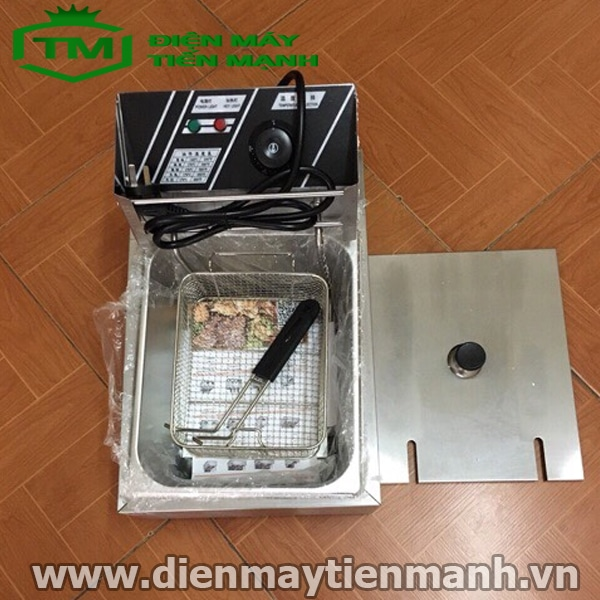 bếp chiên nhúng điện đơn DF-81