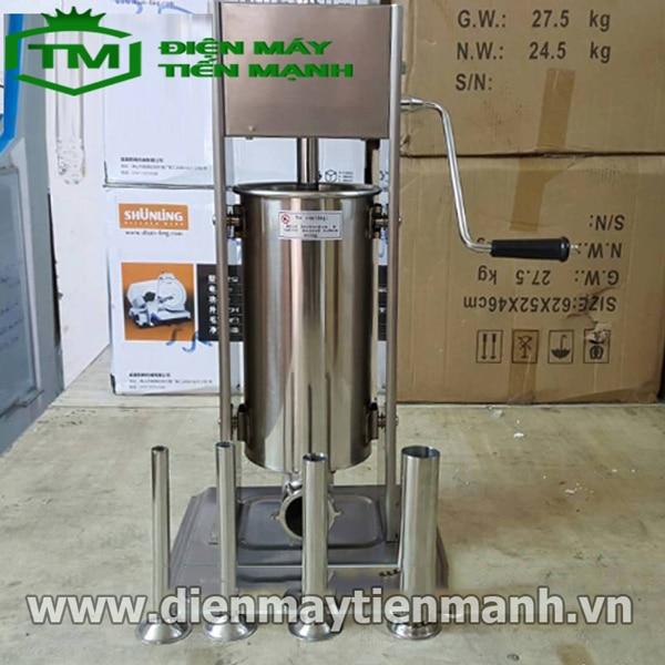 máy nhồi xúc xích bằng tay TV5L