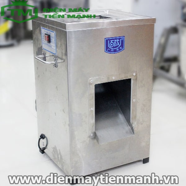 máy cắt thịt tươi sống DQ-1 tại Tiến Mạnh
