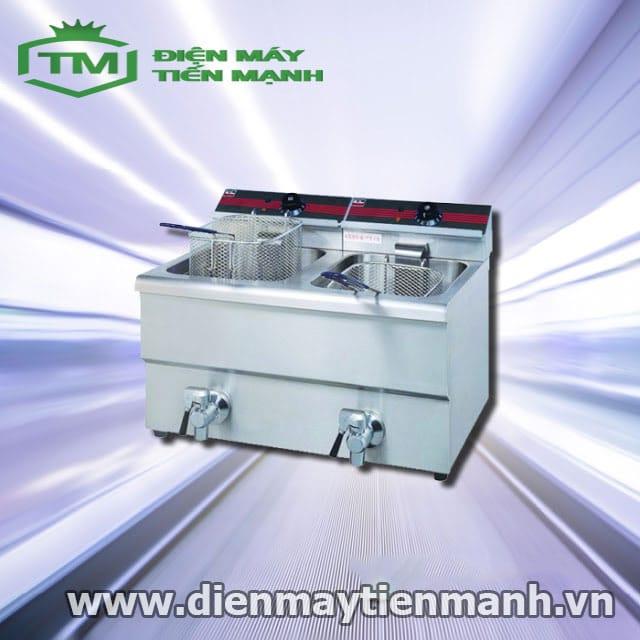 Đặt mua bếp chiên nhúng điện công nghiệp tại Tiến Mạnh