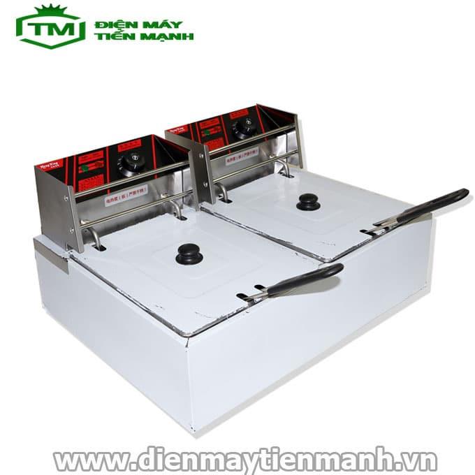 Bếp chiên đôi dùng điện HX-82