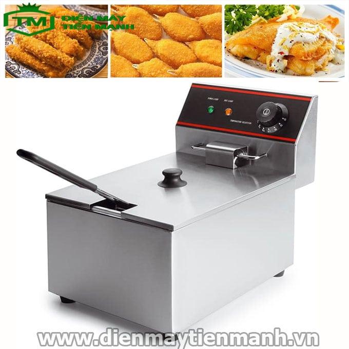 Bếp điện chiên gà rán ET-ZL-1